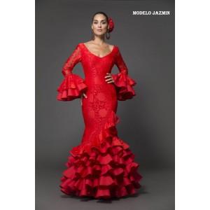 Jazmin Traje Flamenca