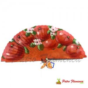 Abanico Naranjas