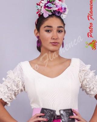 Corpiño Milán Flamenca
