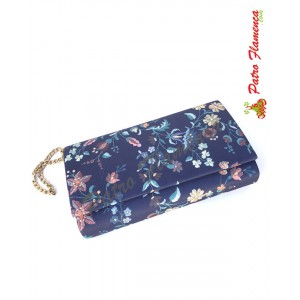 Cartera Estampada