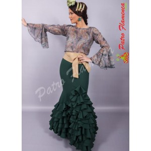 Falda Feria Flamenca