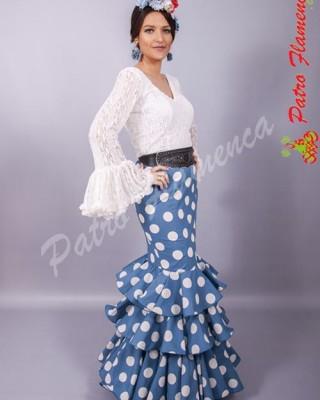 Falda Elenco Flamenca