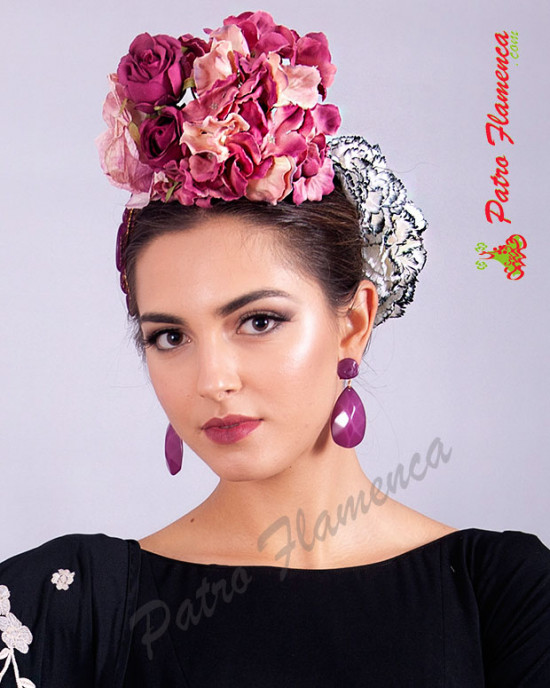 Flor Ramillete 5