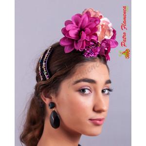 Flor Ramillete 15