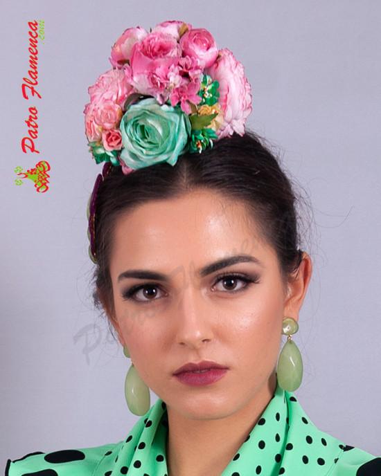 Flor Ramillete 6