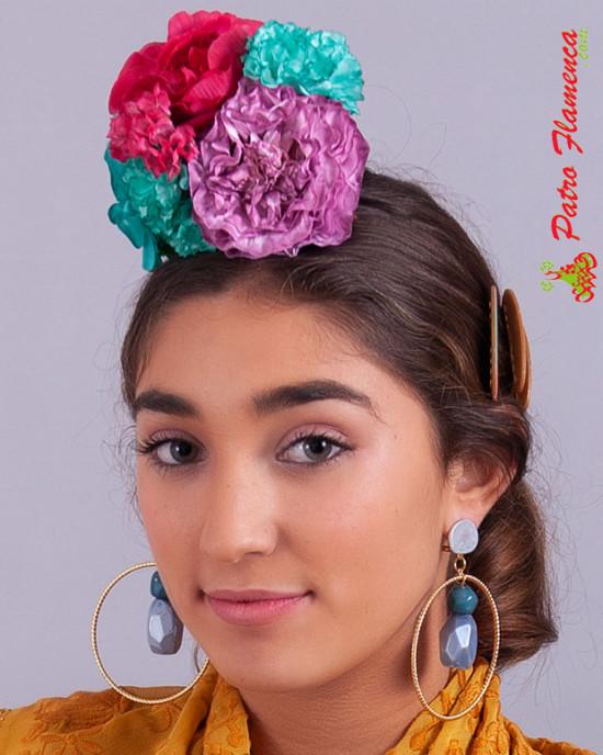 Flor Ramillete 3
