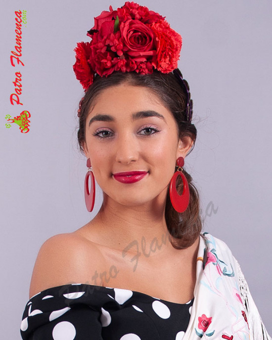 Flor Ramillete 4