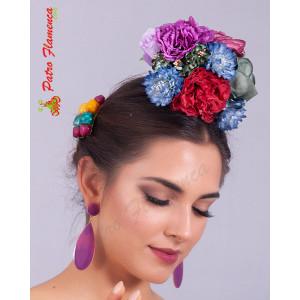 Flor Ramillete 7