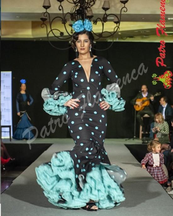 Traje Alamo Flamenca