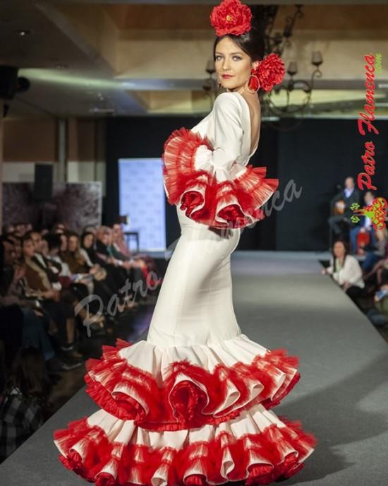 Traje Triana Flamenca