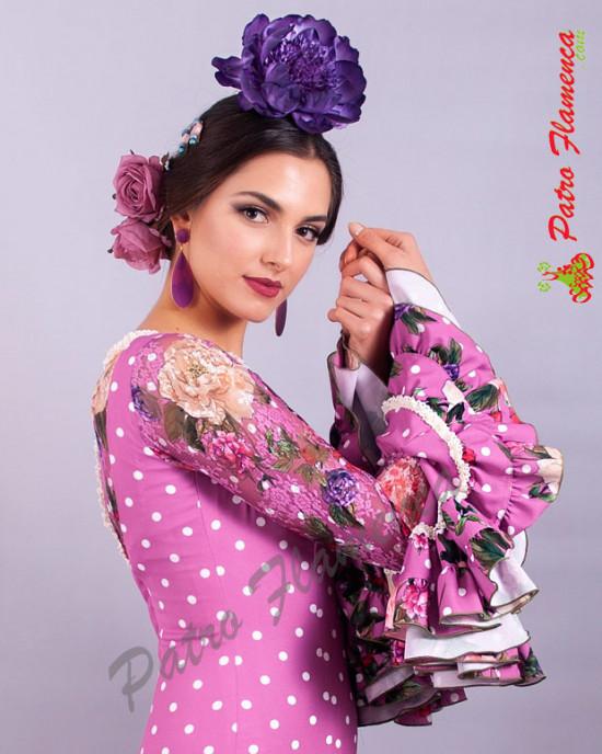 Traje Bulerias Flamenca