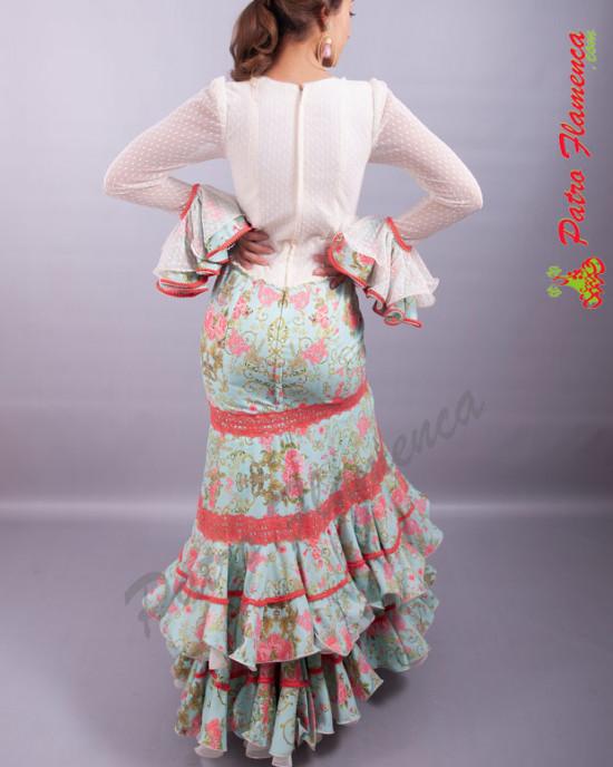 Traje Caseta 1 Flamenca