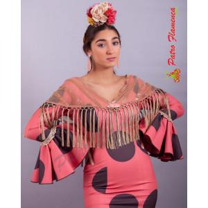 Traje Caseta 12 Flamenca