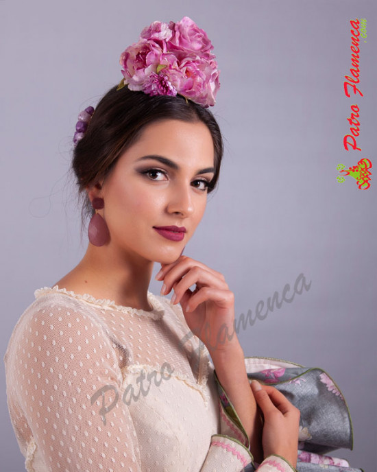 Traje Caseta 5 Flamenca