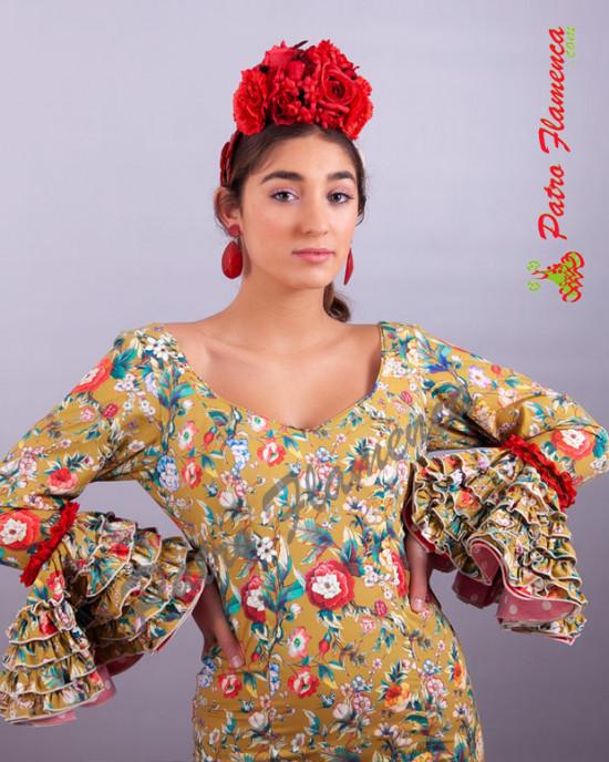 Traje Caseta 6 Flamenca
