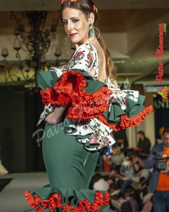 Traje Viña Flamenca