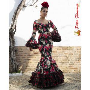 Traje Gala Especial Flamenca