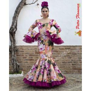 Traje Juana Flamenca