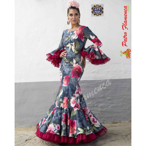 Traje Murillo Flamenca