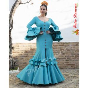 Traje Roldana Flamenca