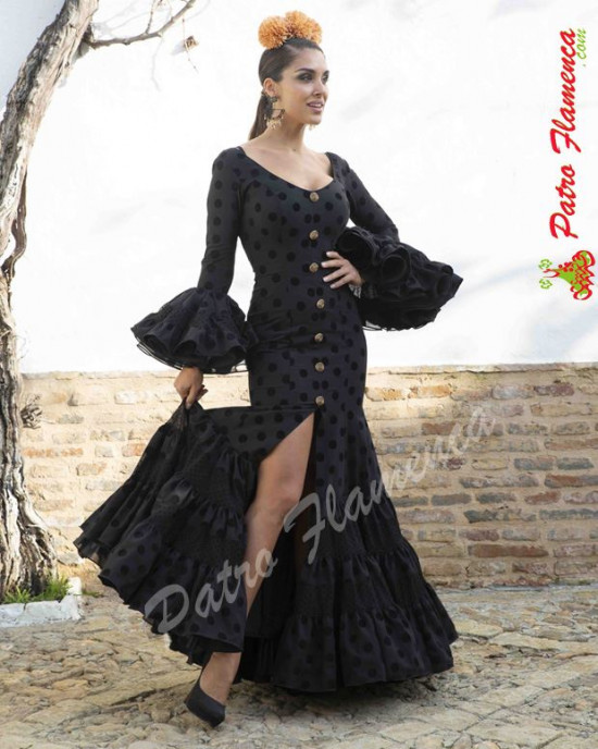 Traje Turina Especial Flamenca