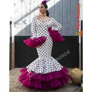 Traje Victoria Flamenca