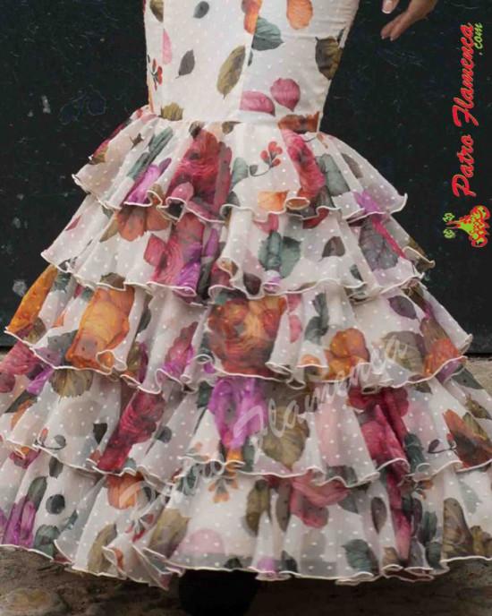 Traje Becquer Especial Flamenca