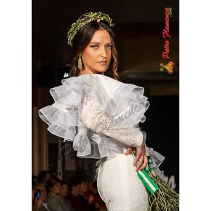 Traje Juana Especial Flamenca
