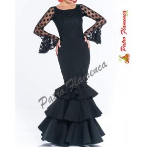 Traje Paseo Flamenca