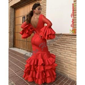 Traje Antequera Flamenca