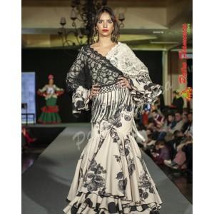 Traje Carrión Flamenca