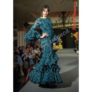 Traje Cadiz Especial Flamenca