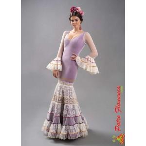 Traje Cantillana Flamenca