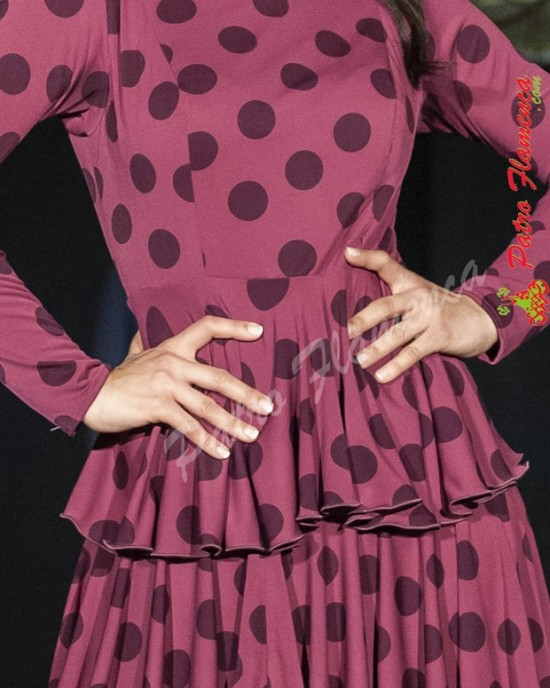 Traje Cartes Flamenca