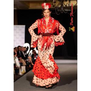 Traje Guadix Flamenca