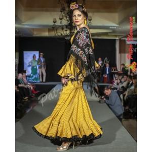 Traje Espartina Flamenca