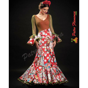 Traje Alanis MM Flamenca