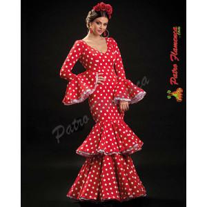Traje Carmona MM Flamenca