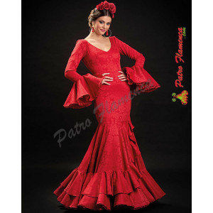 Traje Cazalla MM Flamenca