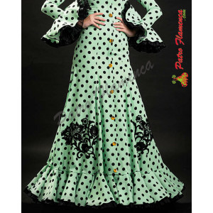 Traje Coria MM Flamenca