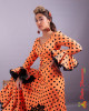 Traje Coria MM Flamenca