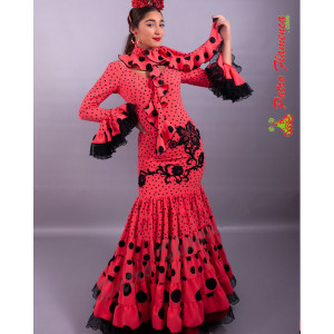 Traje Gines MM Flamenca