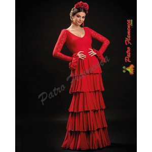 Traje Alcalá MM Flamenca
