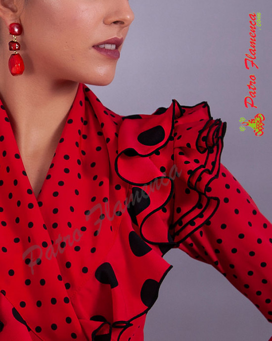 Traje Lebrija MM Flamenca