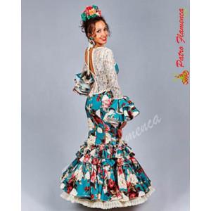 Traje Coín Especial Flamenca