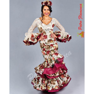 Traje Carratraca Especial Flamenca