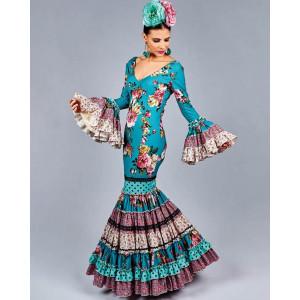 Traje Cártama Especial Flamenca