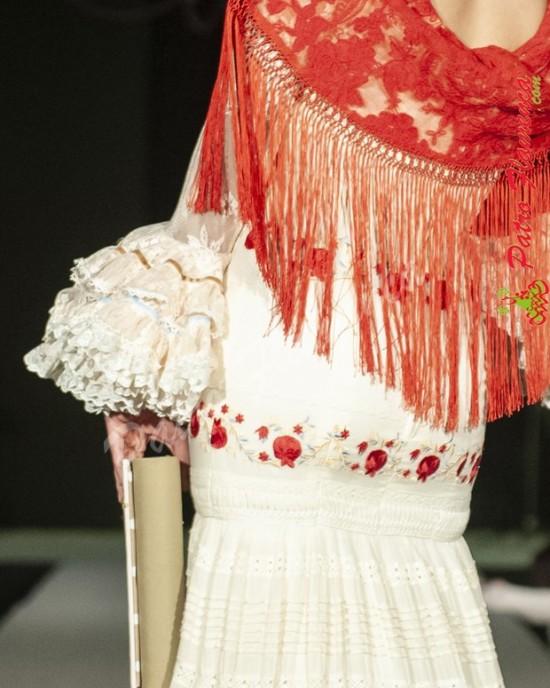 Traje Pastora MM Flamenca