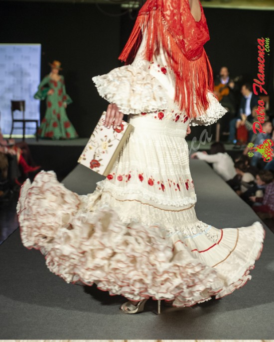 Traje Pastora MM Flamenca