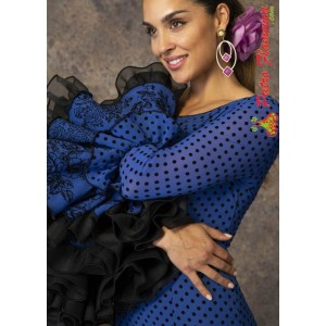 Traje Piropo Especial Flamenca